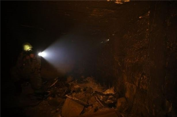 Asker PKK'nın inine girdi