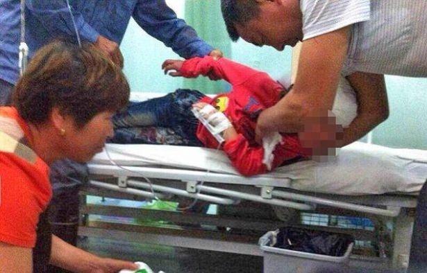 Öğretmen öğrencilerini komaya soktu