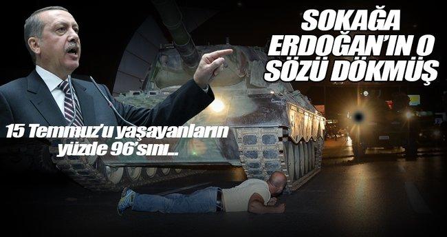 Erdoğan'ı dinledik salalardan etkilendik
