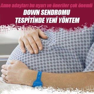 Down Sendromu tespitinde yeni yöntem