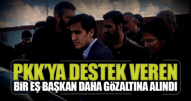 DBP Eş Genel Başkanı Kamuran Yüksek Şırnak'ta gözaltına alındı