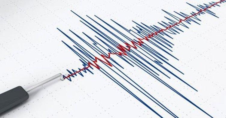 Manisa Saruhanlı'da 3.9 büyüklüğünde deprem