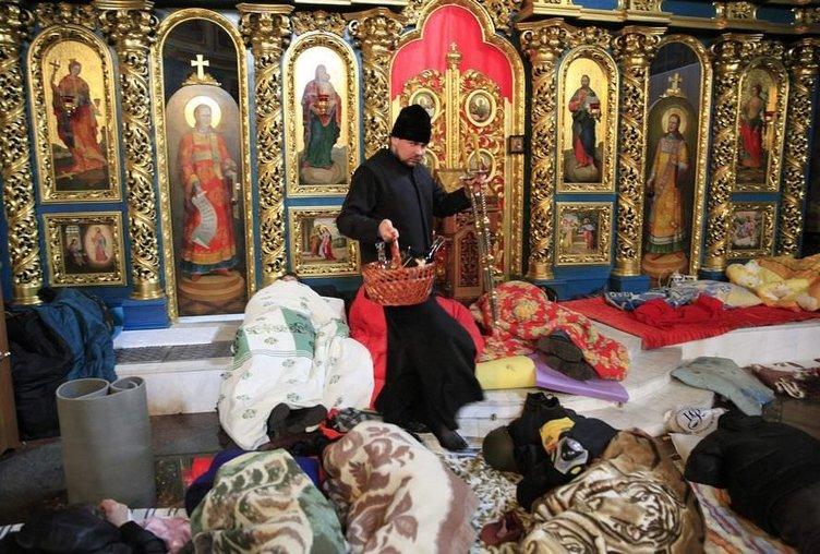 Ukrayna'da yas ilan edildi