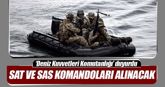 Deniz Kuvvetleri Komutanlığına personel alımı
