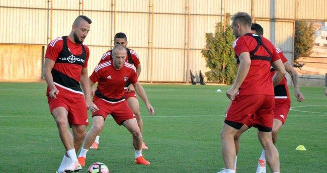 Gaziantepspor - Adanaspor 12 yıl sonra ilk kez