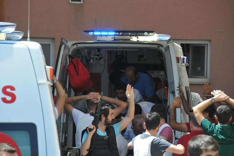 Hakkari'de astsubaya silahlı saldırı