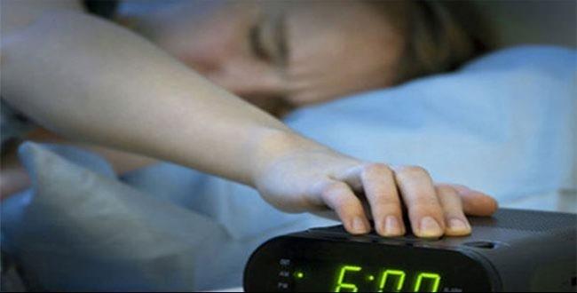 Uykusuzluğa sebep olan etkenler