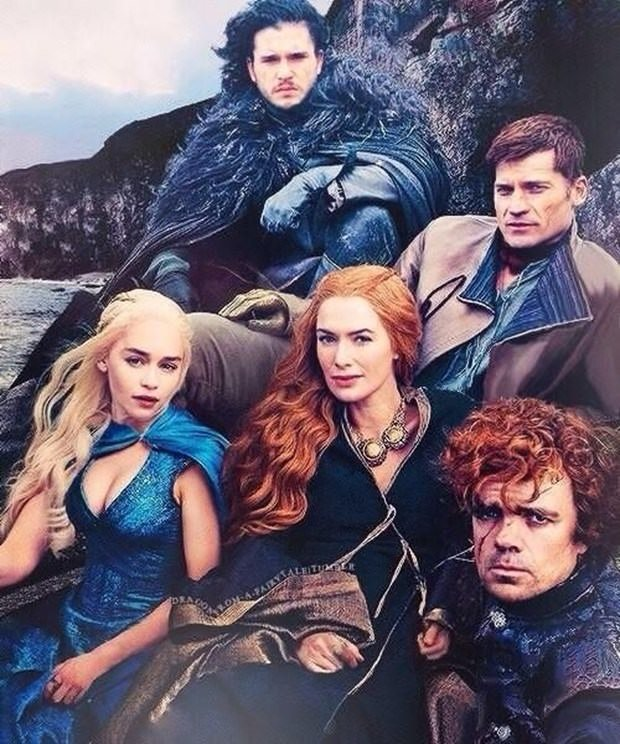Game of Thrones'un 7. sezon senaryosu sızdı