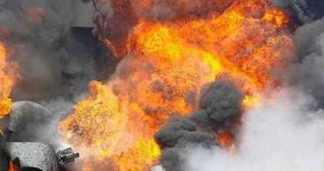 Afganistan'da hava saldırısı! 30 ölü