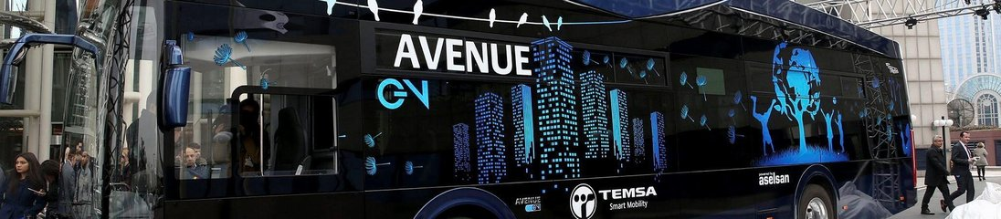 8 dakikada şarj olan yerli otobüs