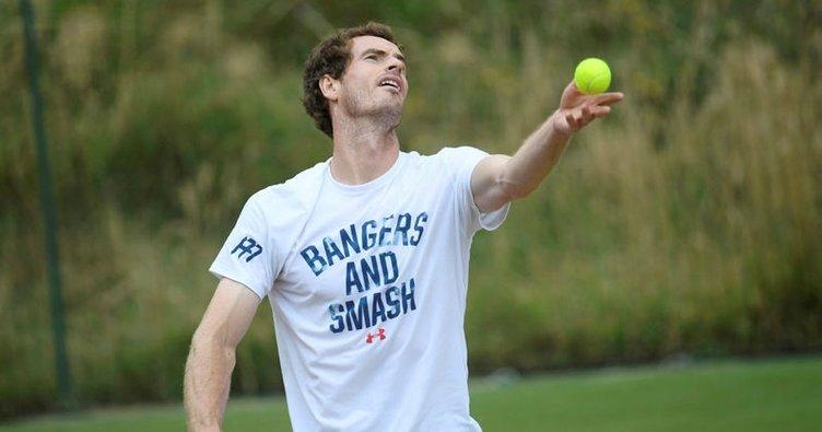 Andy Murray bodrum kattan zirveye çıktı