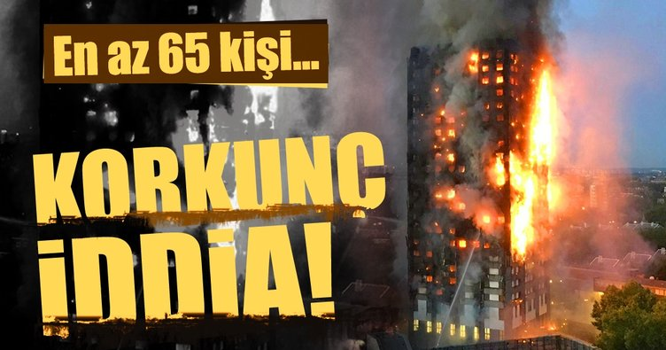The Sun: En az 65 kişi kayıp ve ölmüş olabilir