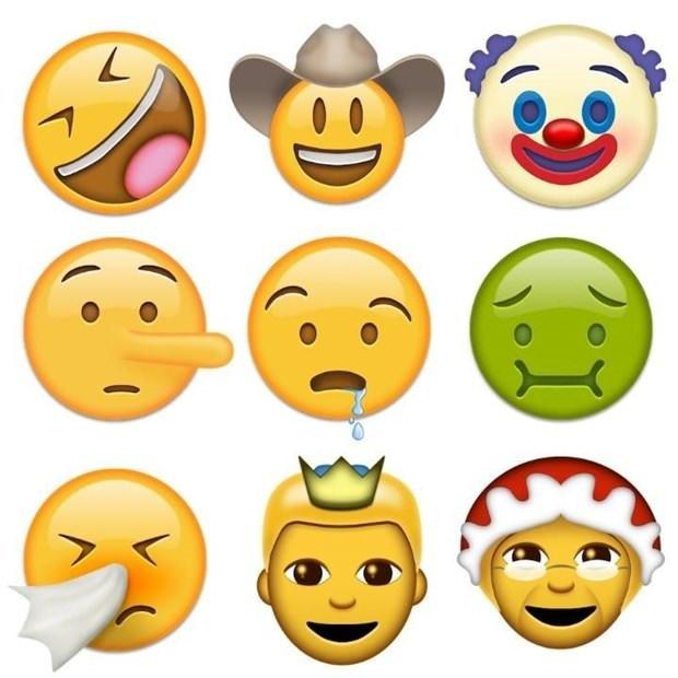 Emojiler modern sanat müzesine girdi