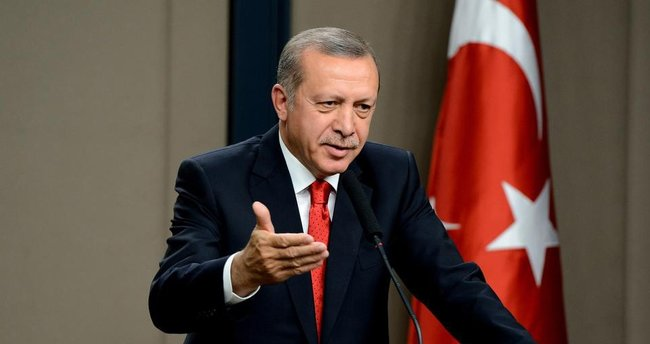 Cumhurbaşkanı: Türkçe için hassas olalım!