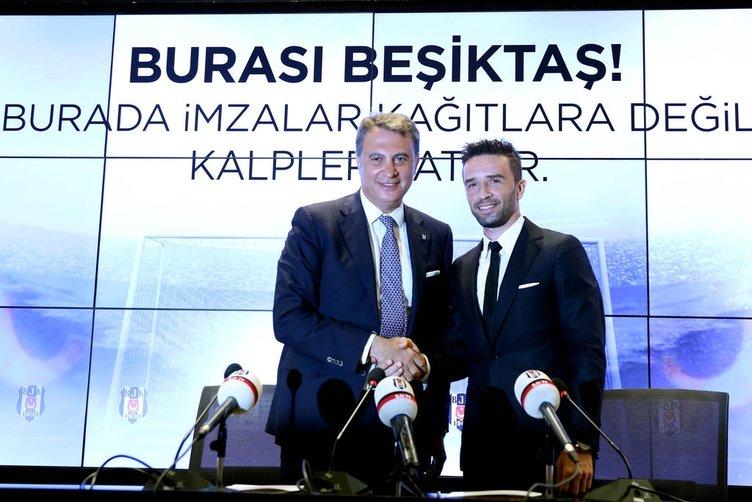 Fenerbahçeli taraftarlardan Gökhan Gönül tepkisi!