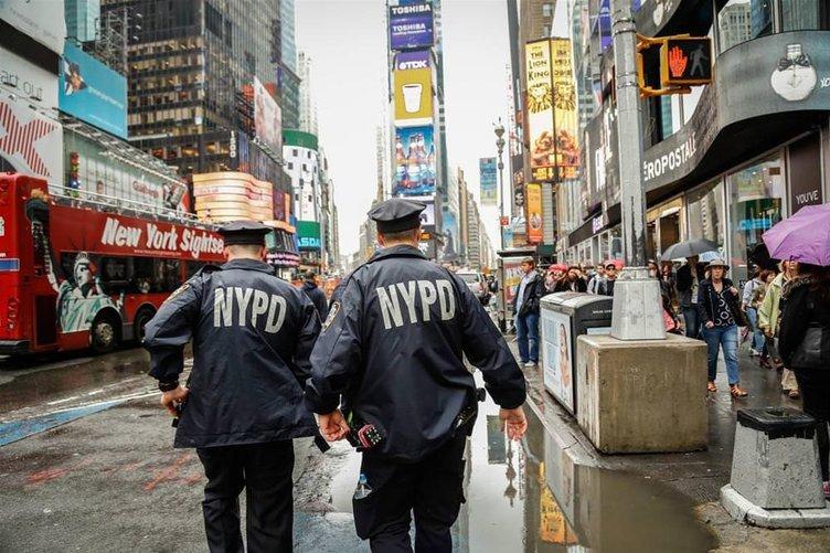 New York metrosunda IŞİD önlemi