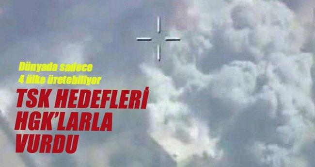 Fırat Kalkanı'nın 'milli bomba'sı TÜBİTAK'tan