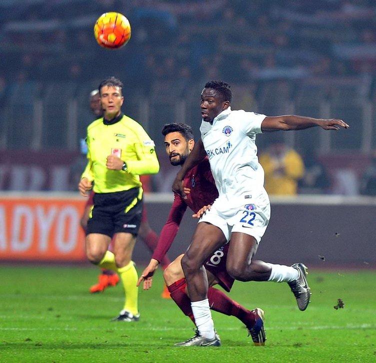 Beşiktaş'ın stoper adayı: Omeruo!