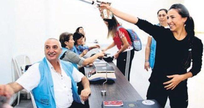 Mehmet Bülent Torpil Havalı Silahlar Şampiyonası