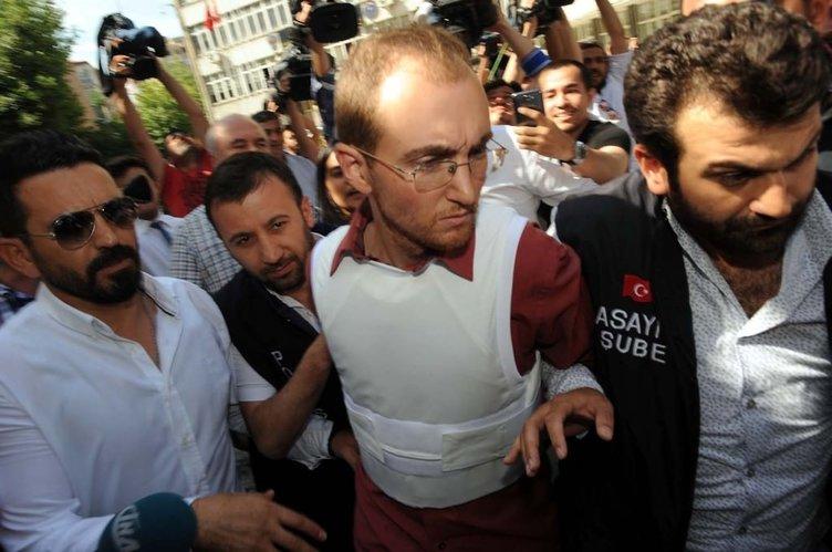 Atalay Filiz hücrede uyudu