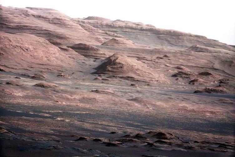 Sensiz Mars cehennem bize