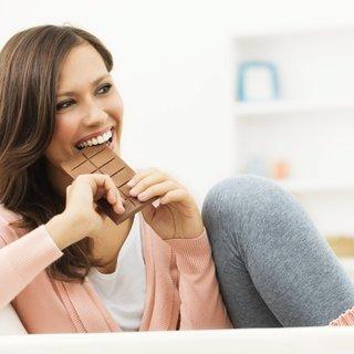 Mutluluk kaynağı çikolata