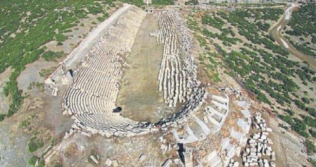 Kibyra Dünya Mirası Geçici Listesi'nde