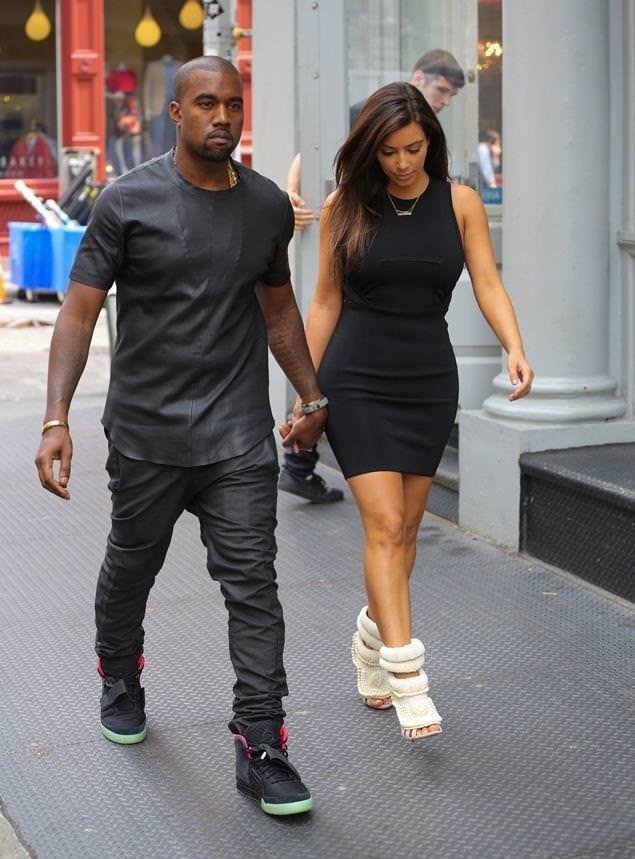 Kanye West'in egosu sınır tanımıyor!