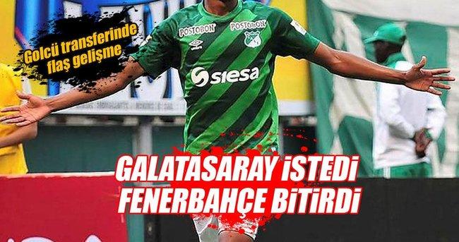 Preciado Fenerbahçe ile anlaştı