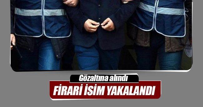 Firari emniyet müdürü İstanbul'da yakalandı