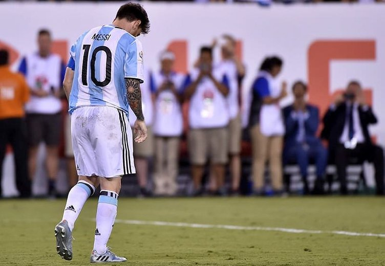 Arjantin'de 5 yıldız daha bırakıyor!