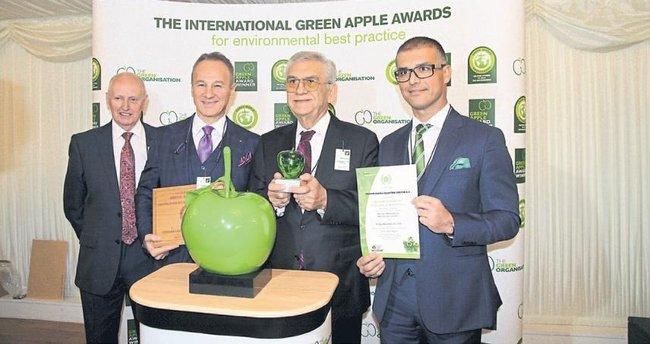 Çevreci yatırım Yeşil Elma getirdi