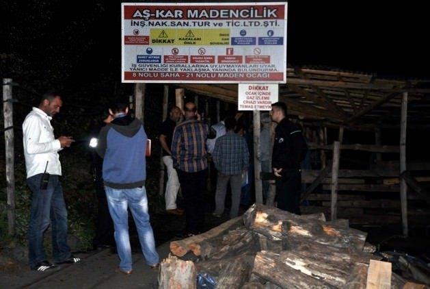 Zonguldak'taki göçükte mucize gerçekleşti