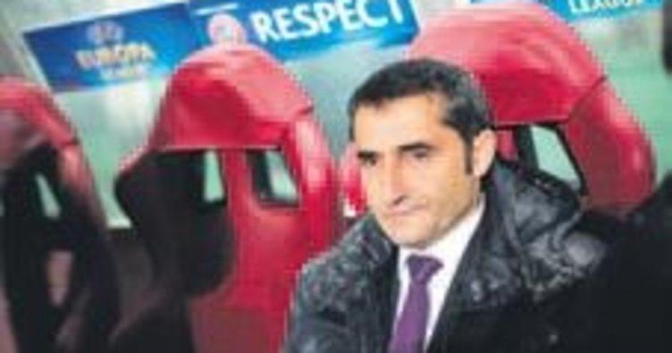 Barça'nın hocası Valverde