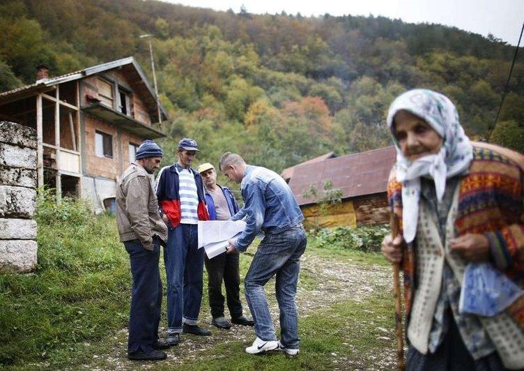 Bosna Hersek'te tarihi nüfus sayımı