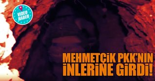 Mehmetçik PKK'nın inlerine girdi