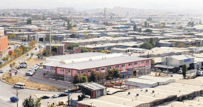OSTİM'de rekor elektrik tüketimi