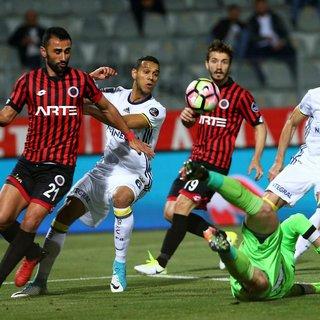 Fenerbahçe Ankara'da güldü: 1-2