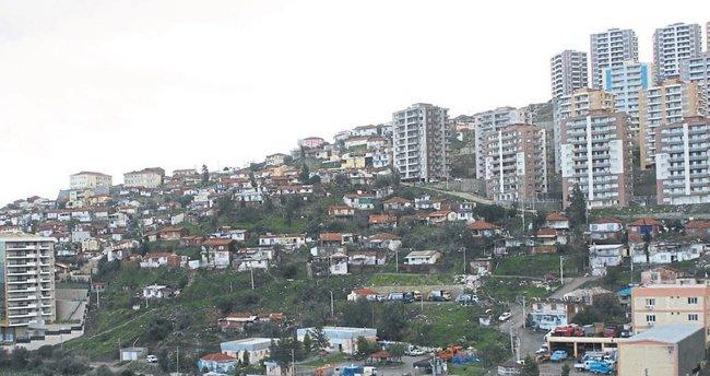 Kentsel dönüşüm projesi lafta kaldı