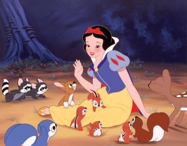 Disney filmlerindeki bilinmeyen gerçekler