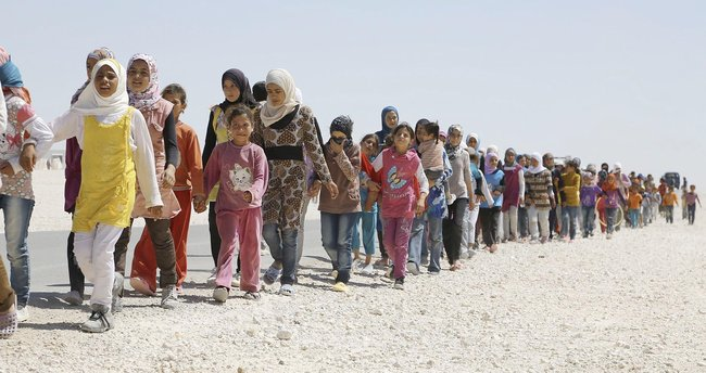Mülteci kadınların sesi olacağız