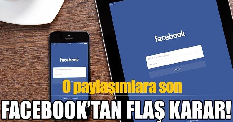 Facebook'tan 'terörizmle savaş' kararı