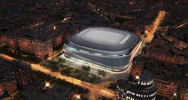 Real Madrid'ın müthiş stat projesi!
