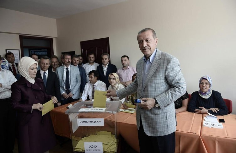 HDP, MHP ve CHP'liler: Oyum Erdoğan'a