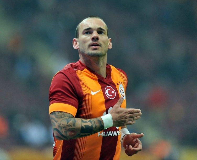 Galatasaray - Çaykur Rizespor maçının fotoğrafları