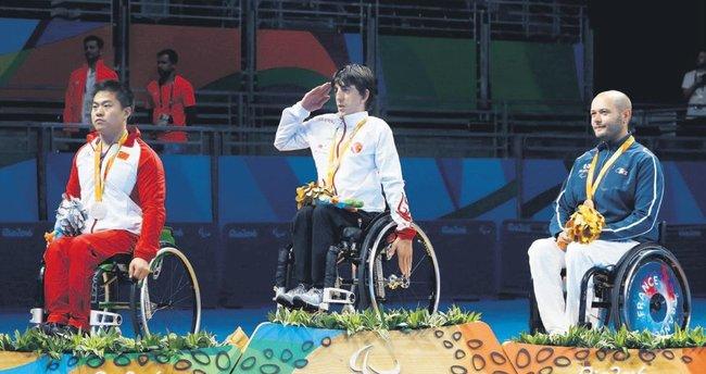 Ordu'da misket Rio'da masa tenisi şampiyonu