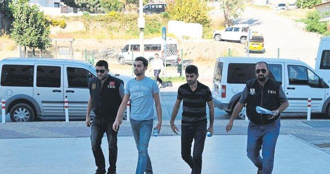 FETÖ tutukluları Silifke'ye gitti