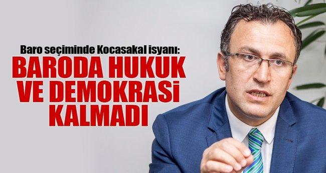 Baro seçiminde  Kocasakal isyanı