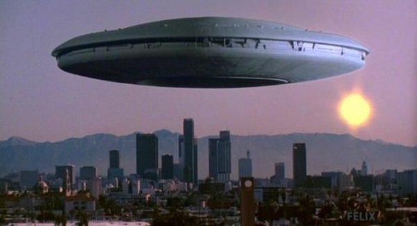 CIA'dan ufo itirafı