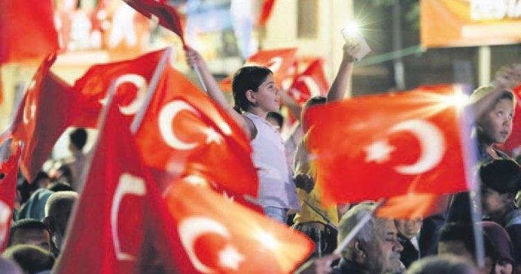 İstanbul'da 15 Temmuz ruhu yeniden yaşatılacak